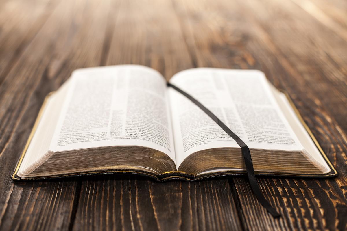 Open Bible   Reclamation Church